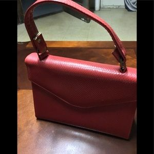 Vintage satchel bag